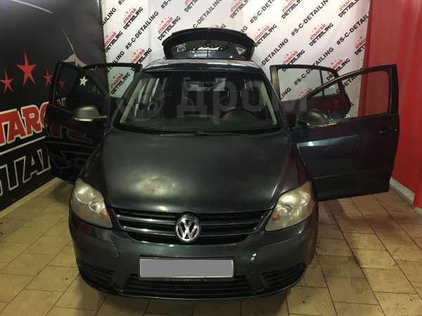 Volkswagen Golf Plus, 2006 год, 295 000 руб.