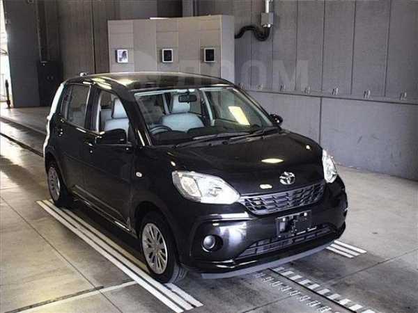 Toyota Passo, 2016 год, 510 000 руб.