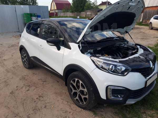 Renault Kaptur, 2017 год, 930 000 руб.