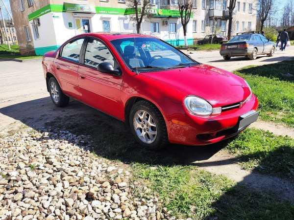 Dodge Neon, 2000 год, 140 000 руб.