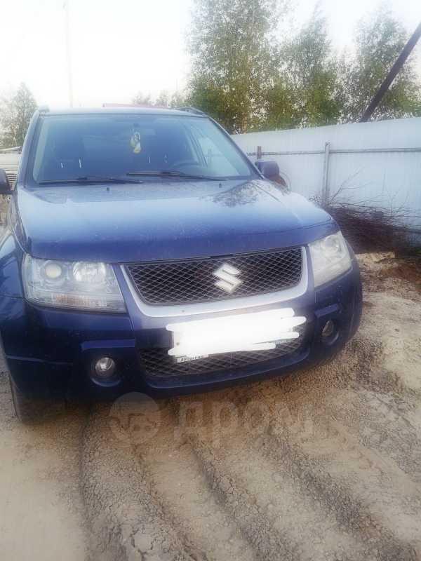 Suzuki Grand Vitara, 2007 год, 420 000 руб.