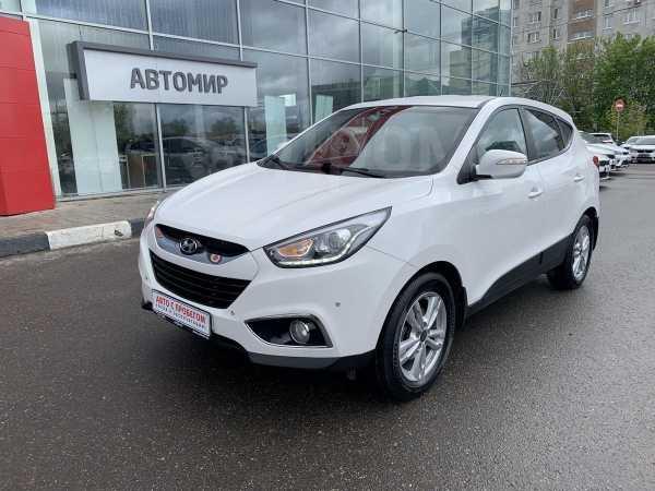 Hyundai ix35, 2014 год, 855 000 руб.
