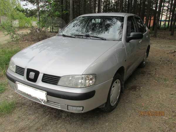 SEAT Cordoba, 2000 год, 110 000 руб.