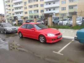 Афипский Civic 2001