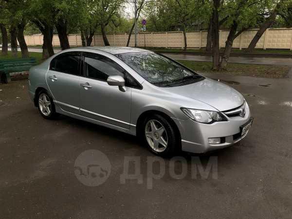 Honda Civic, 2007 год, 390 000 руб.