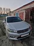 Honda Accord, 2013 год, 1 075 000 руб.