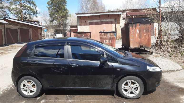 Fiat Punto, 2008 год, 270 000 руб.