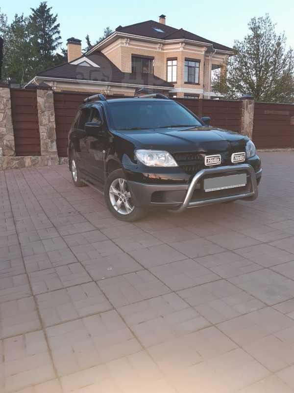 Mitsubishi Outlander, 2007 год, 570 000 руб.