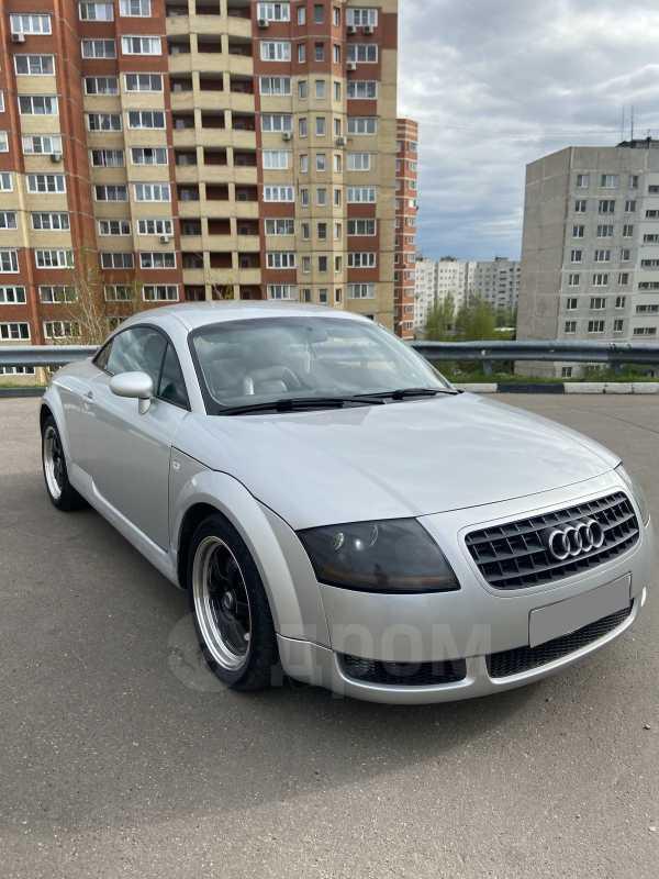Audi TT, 1999 год, 320 000 руб.