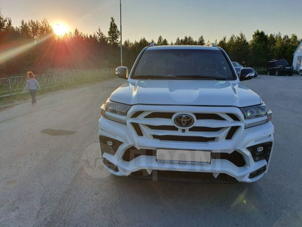 Toyota Land Cruiser, 2017 год, 5 300 000 руб.