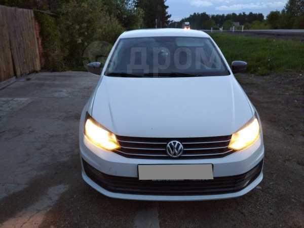 Volkswagen Polo, 2015 год, 380 000 руб.
