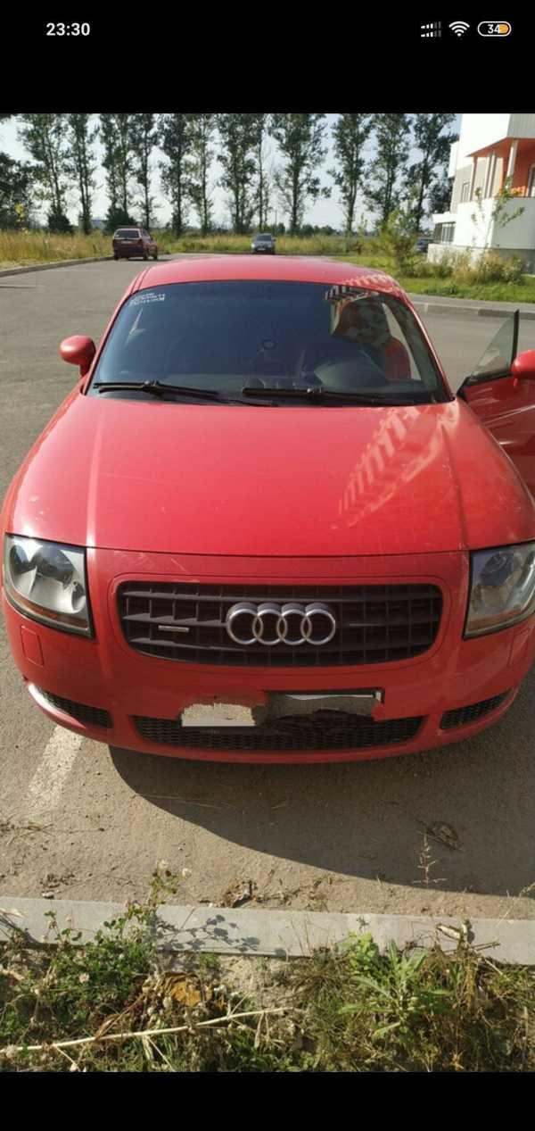 Audi TT, 2003 год, 340 000 руб.