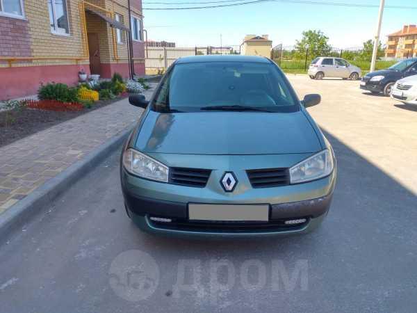Renault Megane, 2004 год, 130 000 руб.