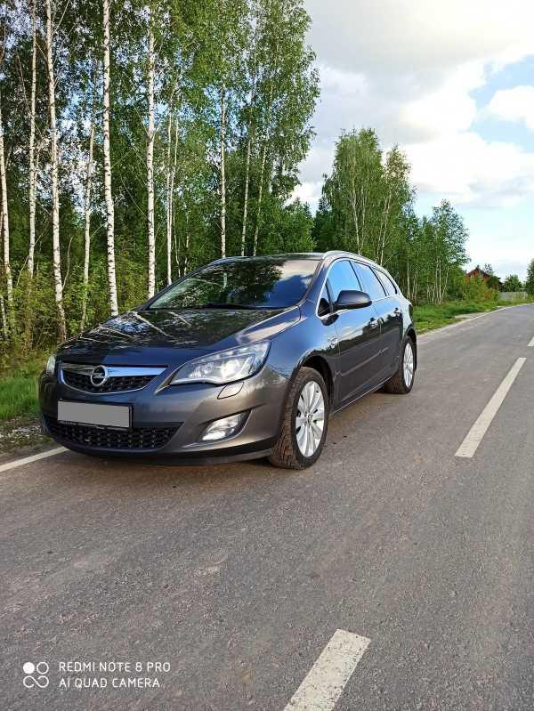 Opel Astra, 2011 год, 480 000 руб.