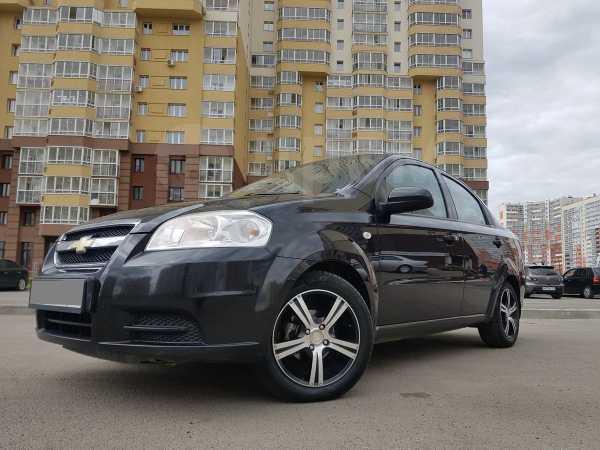 Chevrolet Aveo, 2010 год, 350 000 руб.