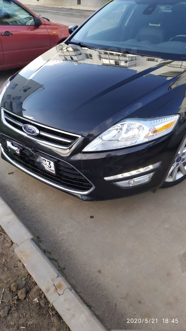 Ford Mondeo, 2013 год, 675 000 руб.