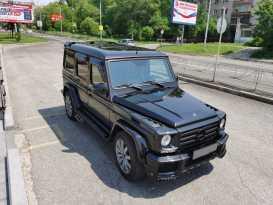 Хабаровск G-Class 2008