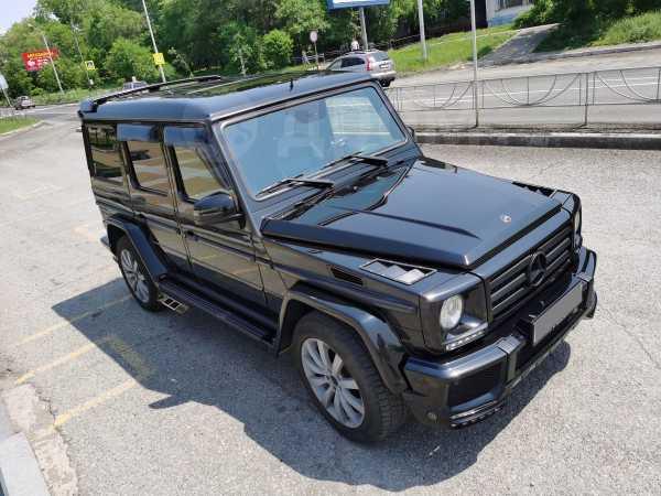 Mercedes-Benz G-Class, 2008 год, 2 700 000 руб.