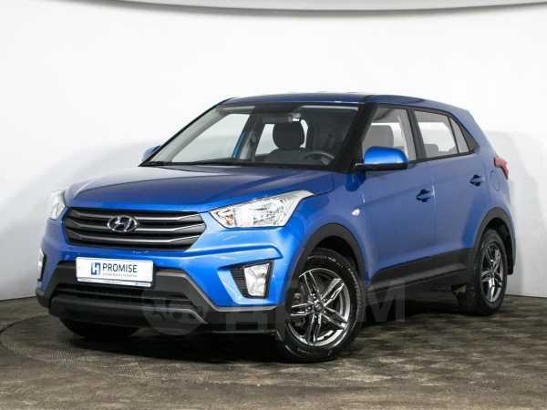 Hyundai Creta, 2019 год, 1 018 000 руб.