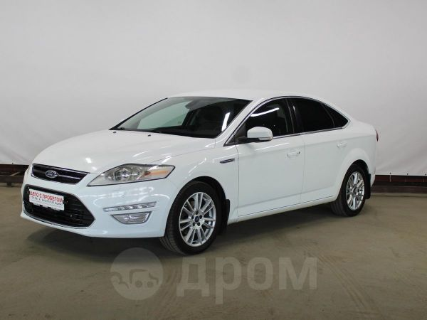Ford Mondeo, 2013 год, 615 000 руб.