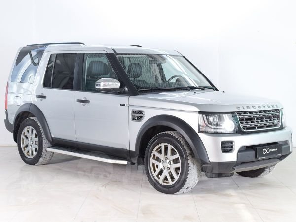 Land Rover Discovery, 2015 год, 1 749 000 руб.