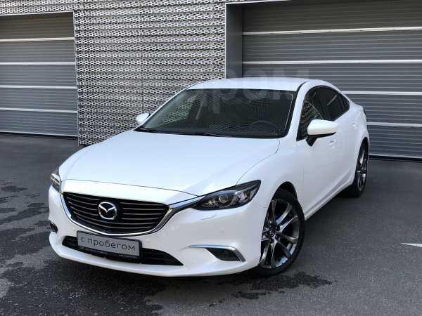 Mazda Mazda6, 2015 год, 1 356 300 руб.