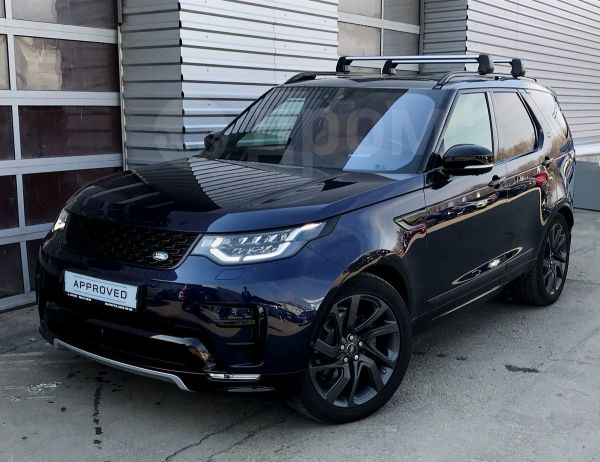 Land Rover Discovery, 2017 год, 3 630 000 руб.