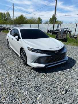 Находка Toyota Camry 2018