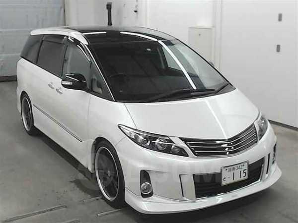 Toyota Estima, 2015 год, 1 284 000 руб.