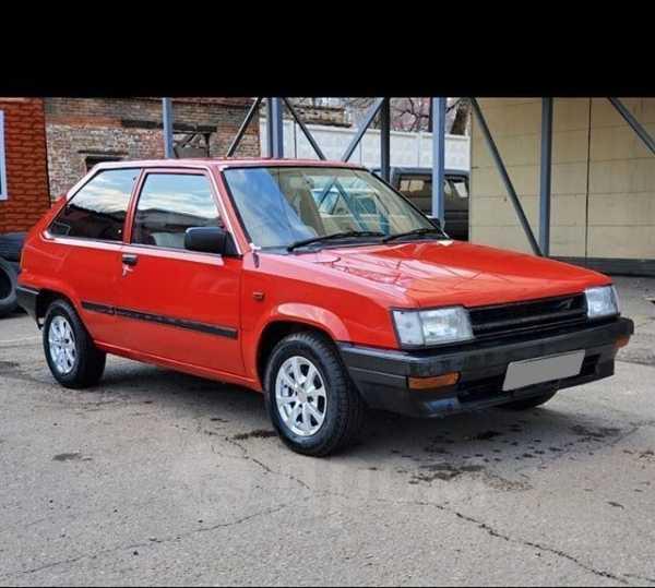 Toyota Tercel, 1985 год, 90 000 руб.