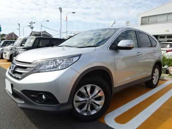 Honda CR-V, 2016 год, 870 000 руб.