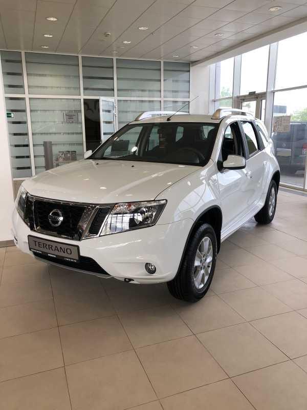 Nissan Terrano, 2019 год, 955 000 руб.