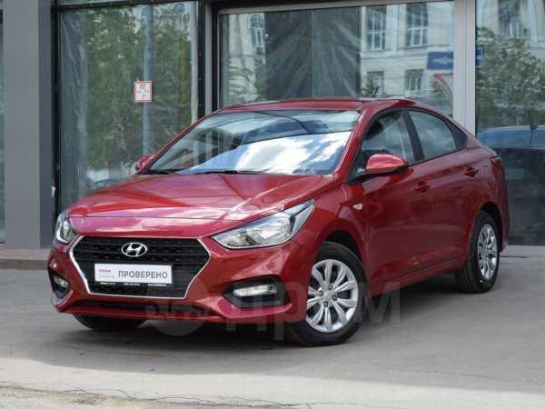 Hyundai Solaris, 2019 год, 878 000 руб.