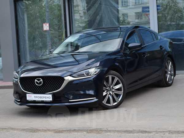 Mazda Mazda6, 2019 год, 1 798 000 руб.