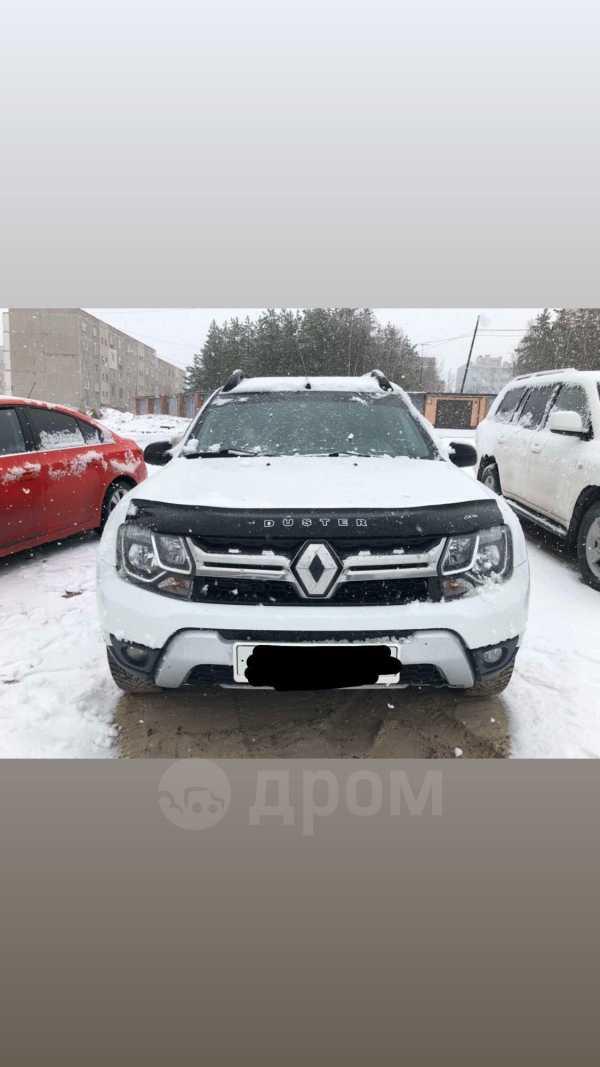 Renault Duster, 2016 год, 730 000 руб.