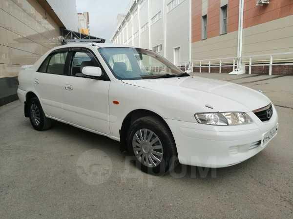 Mazda Capella, 2001 год, 199 000 руб.