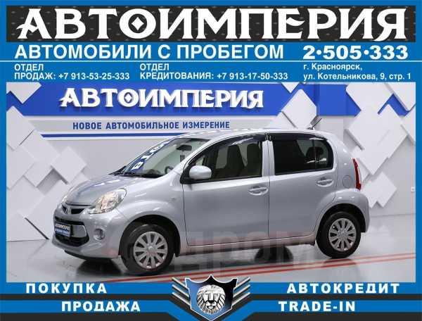 Toyota Passo, 2014 год, 443 000 руб.