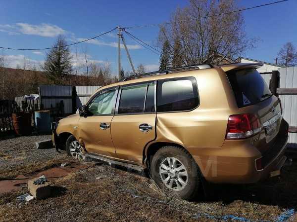Toyota Land Cruiser, 2007 год, 750 000 руб.