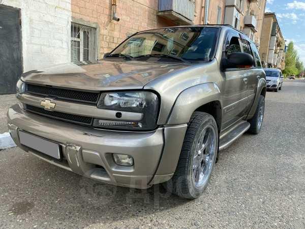 Chevrolet TrailBlazer, 2002 год, 580 000 руб.