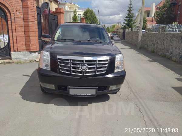 Cadillac Escalade, 2008 год, 870 000 руб.