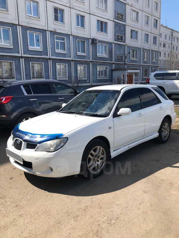 Subaru Impreza, 2007 год, 300 000 руб.