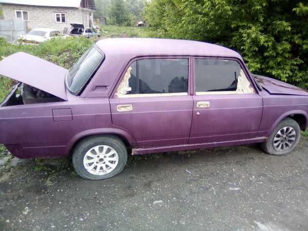 Лада 2107, 2003 год, 35 000 руб.
