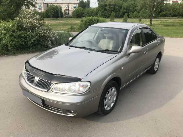 Nissan Bluebird Sylphy, 2005 год, 290 000 руб.