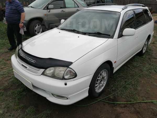 Toyota Caldina, 2001 год, 370 000 руб.