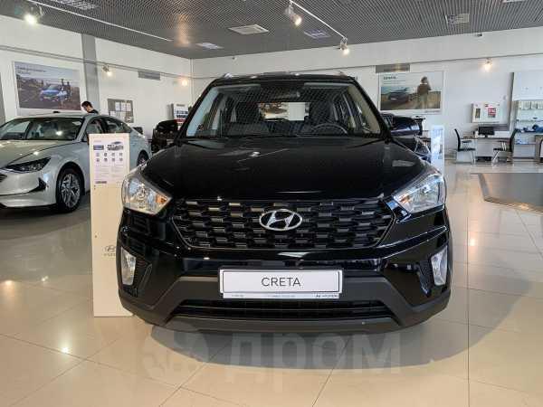 Hyundai Creta, 2020 год, 1 266 000 руб.