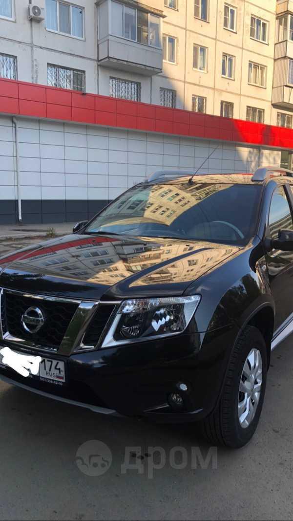 Nissan Terrano, 2017 год, 850 000 руб.