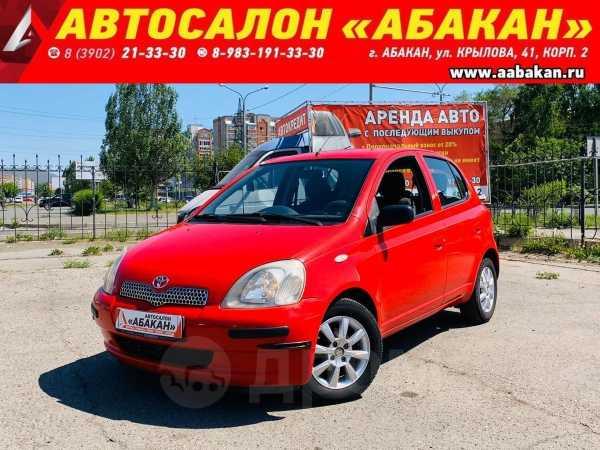 Toyota Yaris, 2001 год, 299 000 руб.