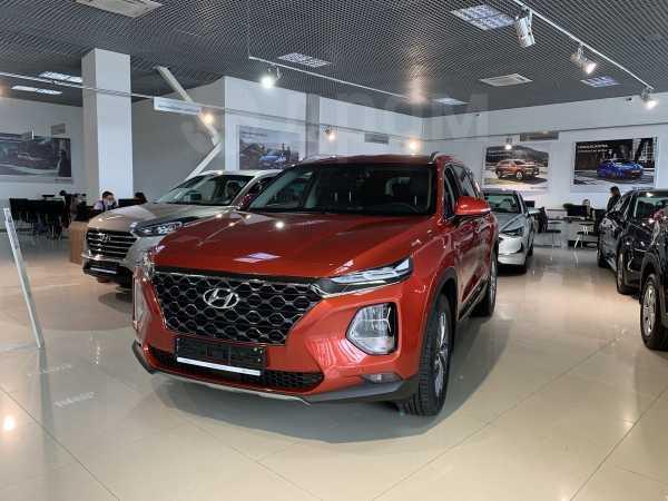 Hyundai Santa Fe, 2020 год, 2 664 000 руб.