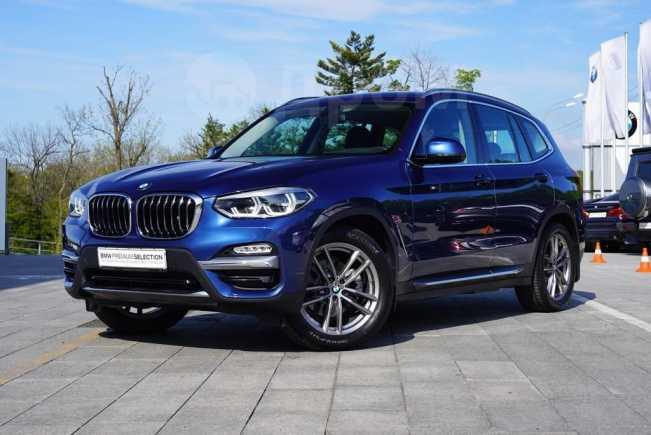 BMW X3, 2019 год, 3 200 000 руб.