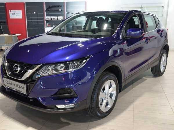 Nissan Qashqai, 2020 год, 1 799 000 руб.